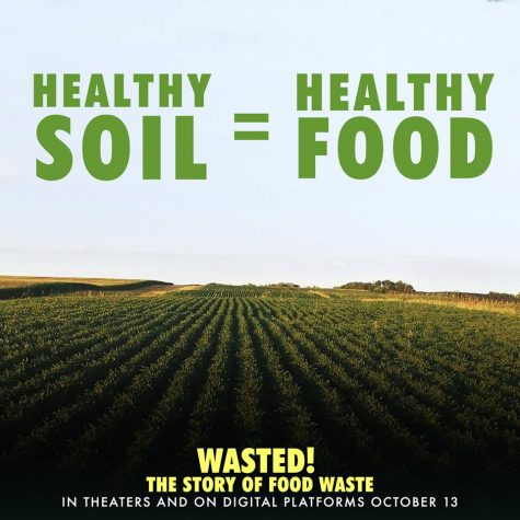 'Wasted! The Story of Food Waste' shown to educate city