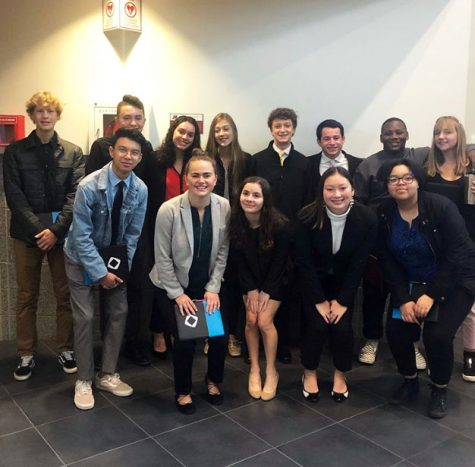 DECA reflects on mock competition