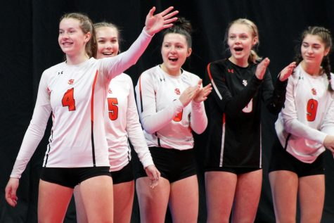 Information to know for the Nov. 9 volleyball State match