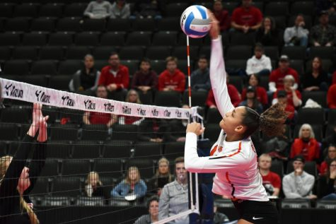 Park loses in fourth set to Lakeville North