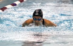 Girls' swim sends qualifying members to State