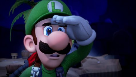 Luigi checks into the Last Resort
