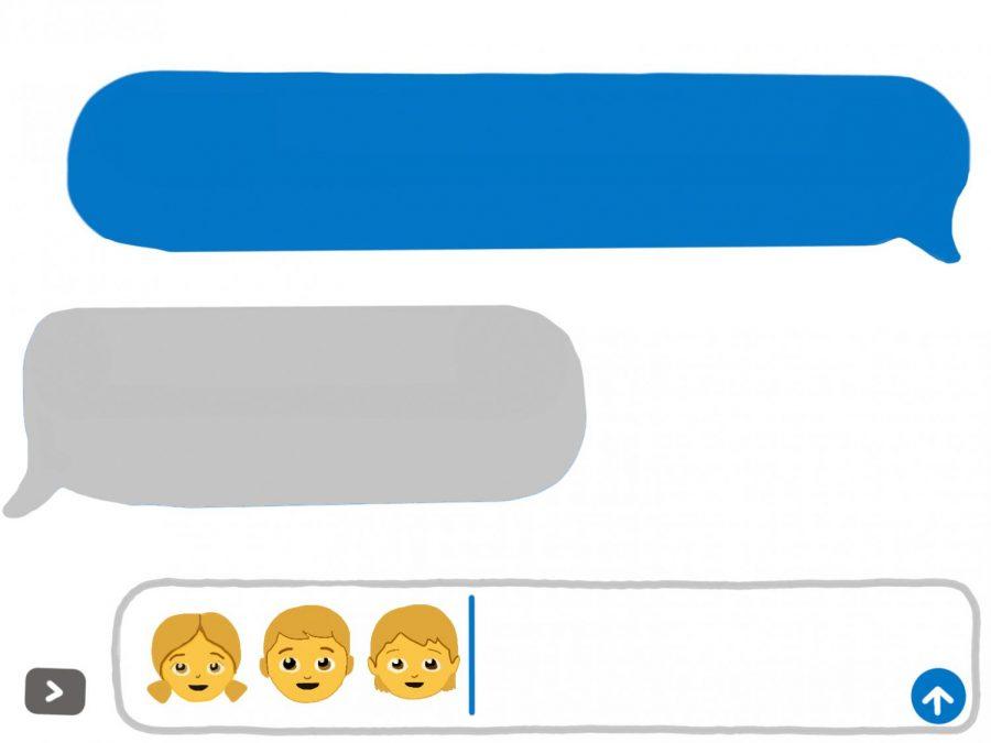 Non-binary emojis add inclusivity
