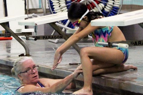 Central Community Center aquatics coordinator takes on new position