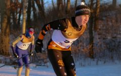 Nordic competes in large, joint meet