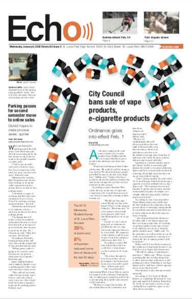 Issue 5, Jan. 8