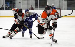 Boys' hockey continues winning streak