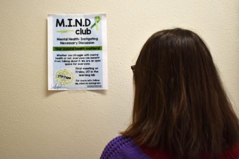 SLP Mind creates safe space for students