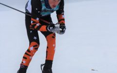 Nordic skis in Loppet Invite