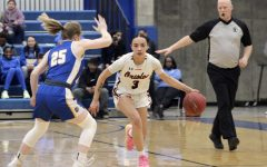 Girls' basketball finishes off season