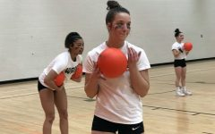Student Council holds dodgeball tournament for Sno Daze Week