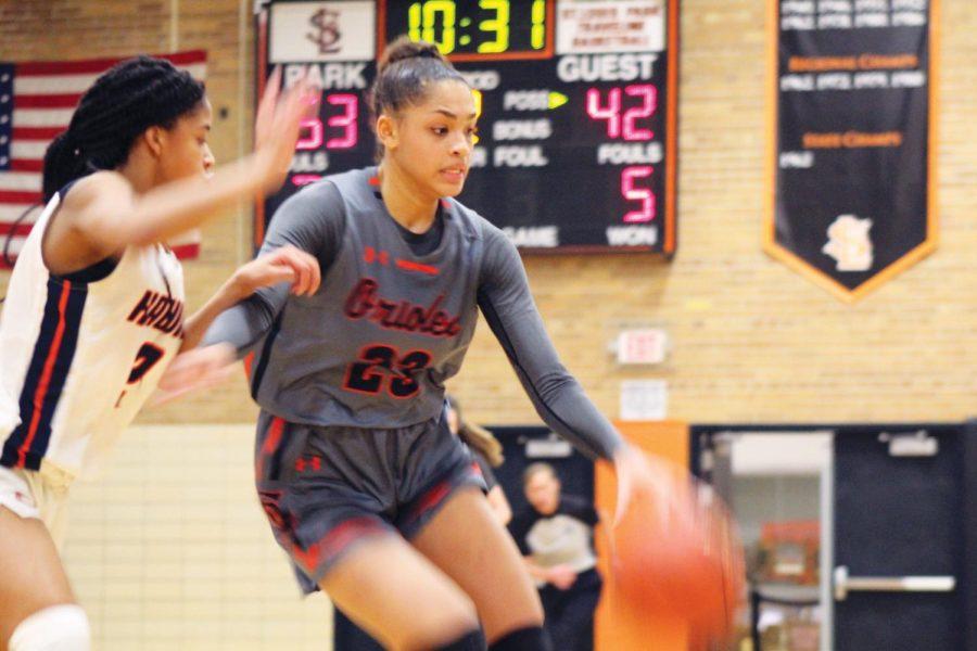 girls basketball CVI
