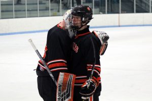Boys' hockey season comes to an emotional close
