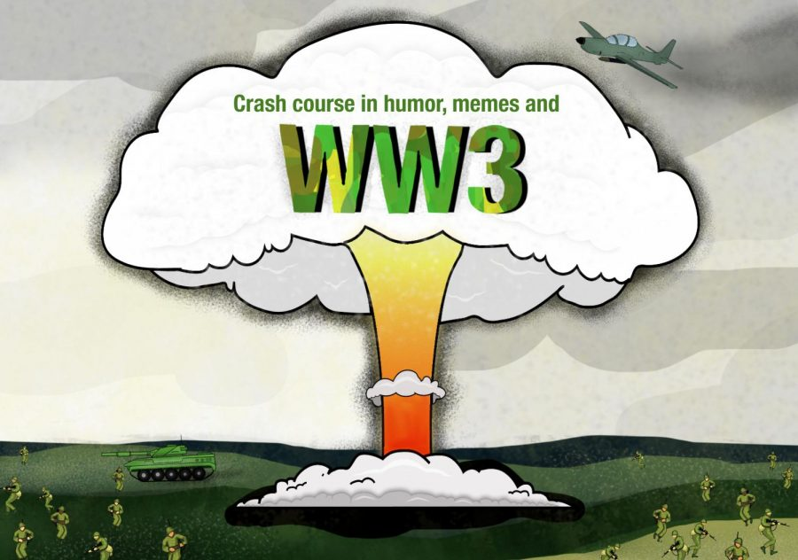 Crash course in humor, memes and WWIII