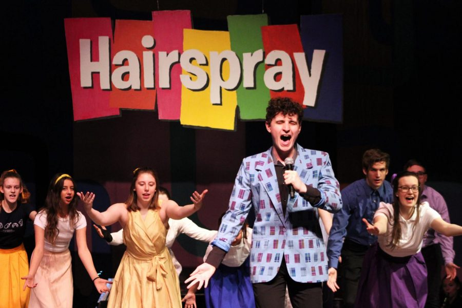 Chior presents the musical Hairspray Feb. 20-23.