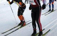 Junior competes in Nordic State meet