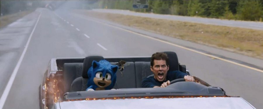 'Sonic the Hedgehog' doesn't win the race
