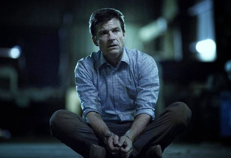 """Fair use from Netflix. Main character of """"Ozark"""" Marty Byrde (Jason Bateman) sits wondering about the safety of his family. The show takes place in the lake of the Ozarks in Missouri where Byrde is forced to launder money for a Mexican drug lord."""