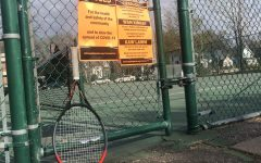 Photo illustration by Colin Canaday. According to an announcement by the Minneapolis Parks and Recreation Board April 24, many facilities found in public parks will be closed or removed. Among the services removed are tennis nets, an unfortunate and unnecessary decision by the Park Board.