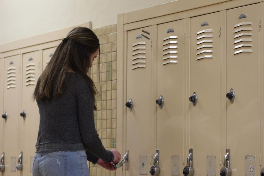 Students will have an opportunity to clean out their lockers and retrieve any other items left at Park May 11–14, according to 6425 News. No more than 50 students will be allowed in the building at one time, and the time slots are based on advisory class.