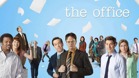 "Fair use from Netflix. ""The Office"" is a mockumentary following the lives of ordinary people working at Dunder Mifflin. One of the things the show is known for is its ability to be binge-watched."