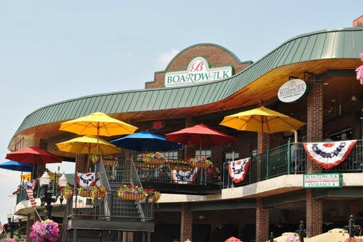 Boardwalk Bar & Grill located in Grand Forks, ND