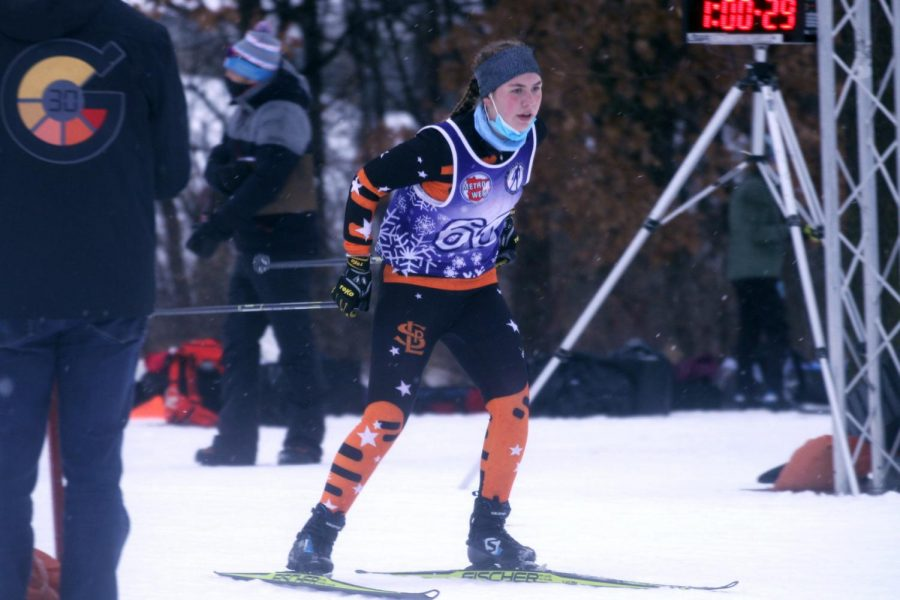 Nordic prospers at first meet of the year