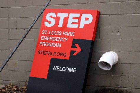 St. Louis Park Emergency Program (STEP) is located on West Lake Street. STEP was founded in 1975 and has been helping the community since.