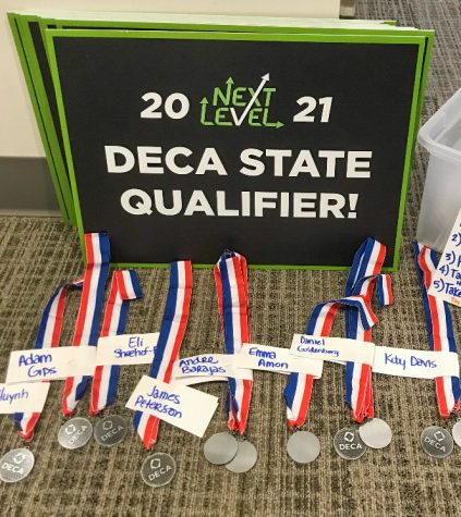 DECA transitions after Districts