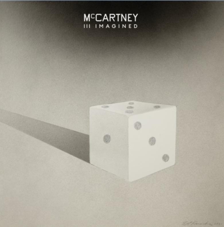 McCartney album explores new styles