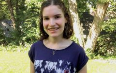 Used with permission from Dahlia Krebs. Picture taken of senior Dahlia Krebs, Sept. 2020. She will be taking a gap year in Israel next school year.
